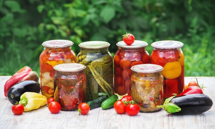 Kvašení zeleniny