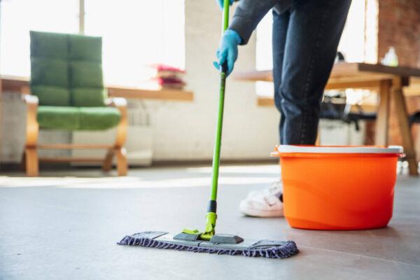 Jak na úklid domácnosti. Zbavte se virů a bakterií