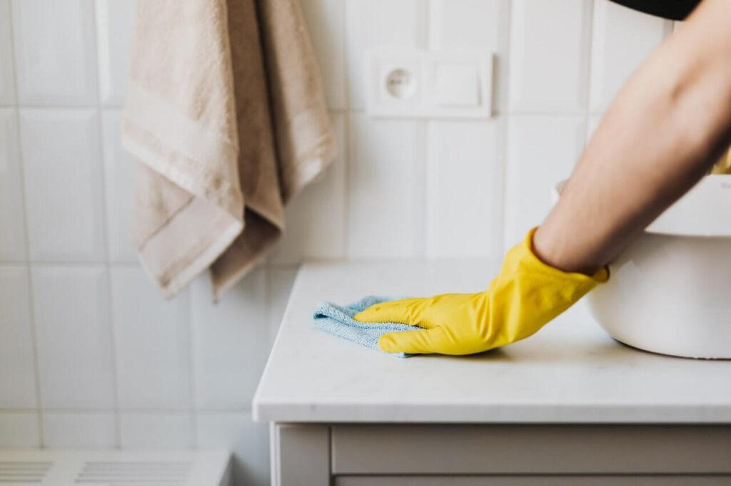 Úklid domácnosti od virů a bakterií
