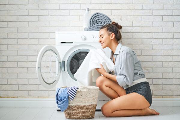 Jak prát ručníky?